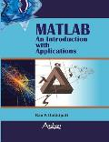 MATLAB: An Introduction with Applications Cover