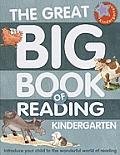 Great Big Book Of Reading Kindergarten