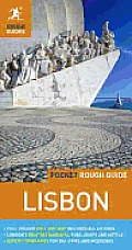 Pocket Rough Guide Lisbon (Rough Guide Directions Lisbon)