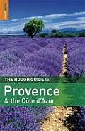 The Rough Guide to Provence & the Cote D'Azur 6/E (Rough Guide to Provence & Cote D'Azure)