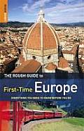 Rough Guide First Time Europe 8th Edition