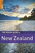 Rough Guide New Zealand 7th Edition
