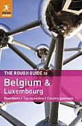 Rough Guide Belgium & Luxembourg 5th edition
