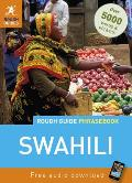 Rough Guide Swahili Phrasebook (Rough Guide Phrasebook: Swahili) Cover