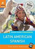 Rough Guide Latin American Spanish Phrasebook Updated Edition