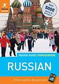 Rough Guide Russian Phrasebook (Rough Guide Phrasebook: Russian)