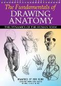 The Fundamentals of Drawing Anatomy. Tom Flint, Peter Stanyer