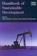 Handbook of Sustainable Development (07 Edition)