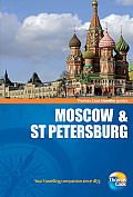 Traveller Guides Moscow & St Petersburg 5th Edition
