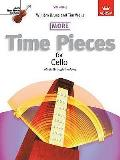 More Time Pieces for Cello: Music Through the Ages