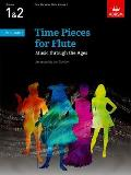 Time Pieces for Flute: Music Through the Ages in 3 Volumes