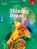 Shining Brass, Book 2: 18 Pieces for Brass, Grades 4 & 5, With 2 CDS
