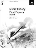 Music Theory Past Papers 2012, Abrsm Grade 2