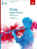 Flute Exam Pieces 20142017, Grade 3 Score, Part & CD: Selected From the 20142017 Syllabus