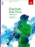 Clarinet Exam Pieces 20142017, Grade 2 Part: Selected From the 20142017 Syllabus