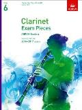 Clarinet Exam Pieces 20142017, Grade 6, Score & Part: Selected From the 2014-2017 Syllabus