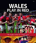 Wales Play in Red