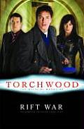 Rift War (Torchwood) Cover