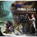 Alien Race: Visual Development of an Intergalactic Adventure