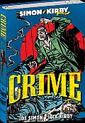 The Simon &amp; Kirby Library: Crime (Simon &amp; Kirby Library) Cover