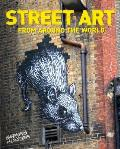 Street Art: From Around the World Cover