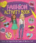 Pretty Fabulous: Fashion Activity Book: Super Stylish Puzzles for Hours of Fabulous Fun!