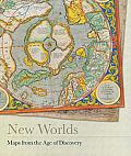 New Worlds 9 X 11