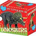 Little Library, My Little Box of Dinosaurs