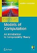 Models of Computation An Introduction to Computability Theory