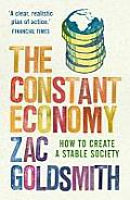The Constant Economy: How to Create a Stable Society