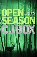 Open Season. C.J. Box