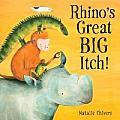 Rhino's Great Big Itch!