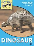 Real World Math Blue Level: Dinosaur Dig