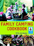 Family Camping Cookbook Cover