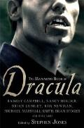 The Mammoth Book of Dracula. Edited by Stephen Jones