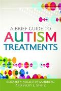 A Brief Guide to Autism Treatments Cover