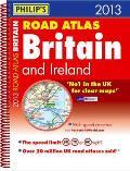 2013 Road Atlas Britain & Ireland