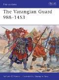 Men-At-Arms #459: The Varangian Guard 988-453