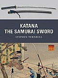 Katana: The Samurai Sword Cover