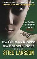 Girl Who Kicked the Hornets Nest UK