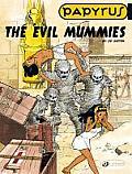 Papyrus #04: The Evil Mummies