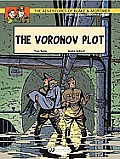 Voronov Plot Blake & Mortimer Volume 8