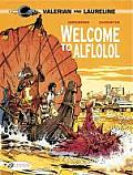 Welcome to Alflolol: Valerian Vol. 4 Cover