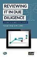 Reviewing It in Due Diligence: Are You Buying an It Asset or Liability