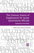 The Contract System of Employment for Senior Government Officials: Experiences from Africa