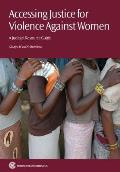 Strengthening Jurisprudence of Equality on Violence Against Women