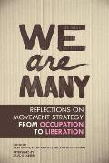 We Are Many: Critical Reflections on Movement Strategy from Occupation to Liberation Cover