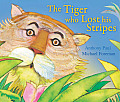 Tiger Who Lost His Stripes