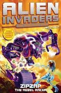 Alien Invaders 9: Zipzap - the Rebel Racer