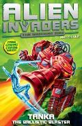 Alien Invaders 10: Tanka - the Balllistic Blaster